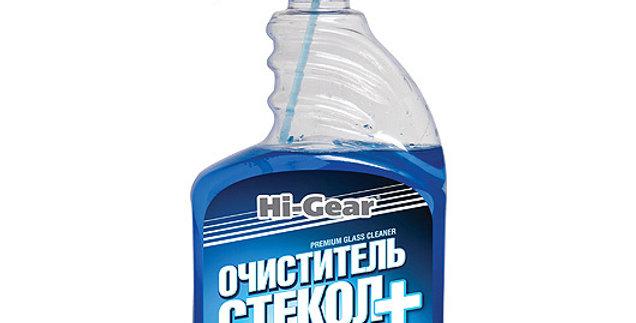 Очиститель стекол+ Hi-Gear 946мл