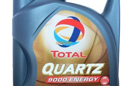 Масло моторное Total Quartz 9000  ENERGY 0w40 5л.
