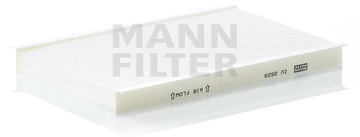 Фильтр салонный MANN FILTER CU2629