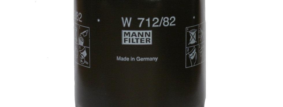 W 712/82 MANN-FILTER Масляный фильтр