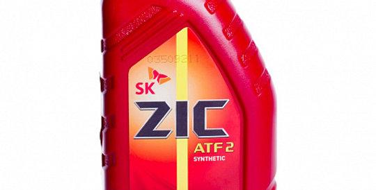 Масло автоматической коробки передач ZIC ATF II synthetic 1л