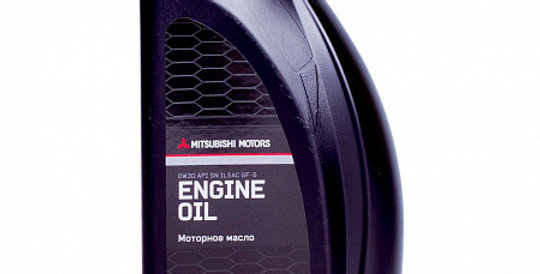 Моторное масло MITSUBISHI Motor Oil 0w30 1л