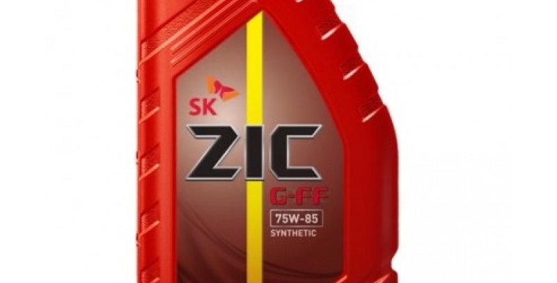 Масло ступенчатой коробки передач ZIC G-FF GL-4 75W85 synthetic 1л.