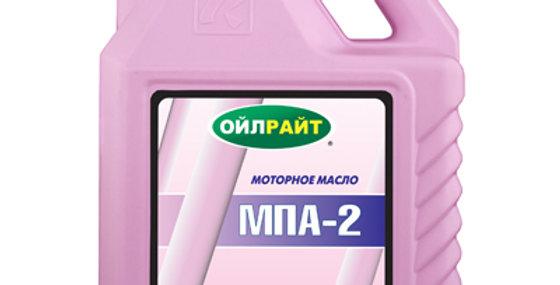 Масло промывочное  ОйлРайт МПА-2 3,5л