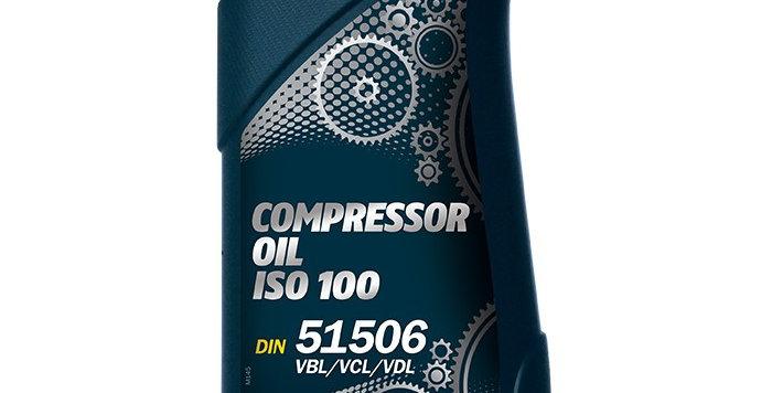Масло компрессорное Mannol Compressor Oil ISO 100 1л