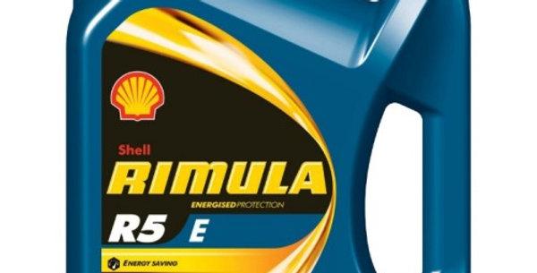 Моторное масло SHELL Rimula R-5 E 10w40 4л