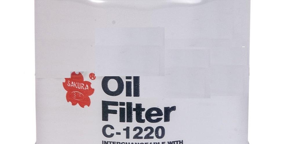 C1220 SAKURA Масляный фильтр