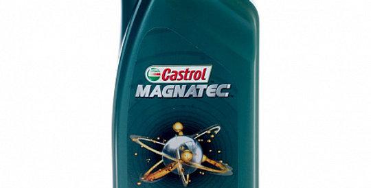 Масло моторное Castrol Magnatec 5w40 A3/B4 1л.