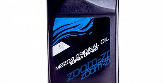 Моторное масло MAZDA Original Oil Supra 0w20 1л