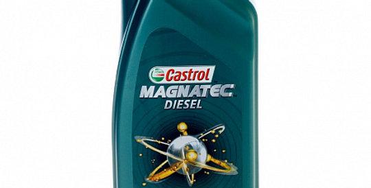 Моторное масло CASTROL Magnatec Diesel DPF 5w40 1л