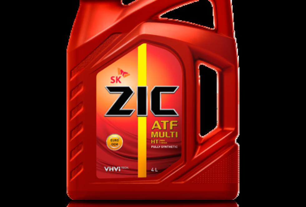 Трансмиссионное масло ZIC Multi HT 4 л.