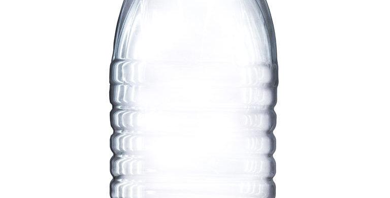 ПЭТ бутылка 4,0л. бесцветная