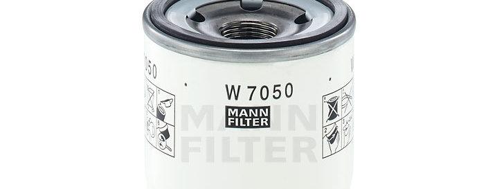 Фильтр масляный MANN FILTER W7050