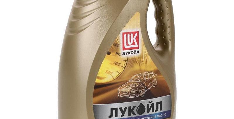 Масло моторное Лукойл Люкс п/с 5w40 4л.