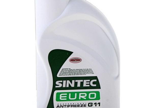 Антифриз Sintec Euro G-11 зеленый 1 кг