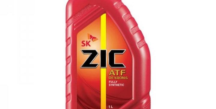 Трансмиссионное масло ZIC ATF Dexron6 1л