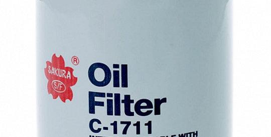 C1711 SAKURA Масляный фильтр