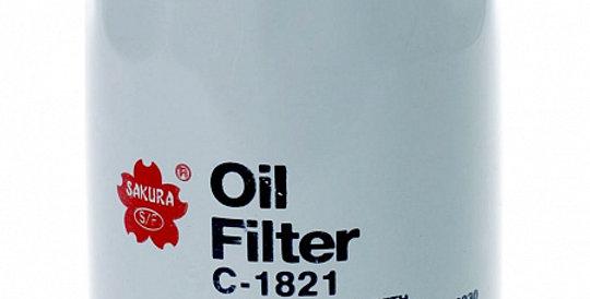 C1821 SAKURA Масляный фильтр