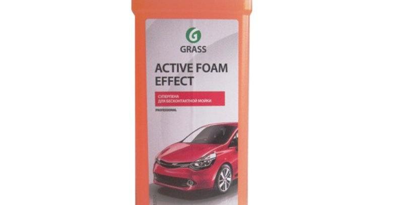 Суперпена для бесконтактной мойки Active Foam Effect Grass 1л