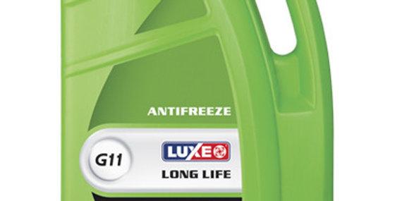 Антифриз LUXE G11 зеленый 5л