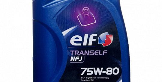 Масло ступенчатой коробки передач ELF NFJ GL-4+ 75w80 1л