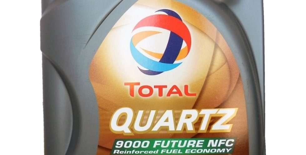 Масло моторное Total Quartz FUT NFC 5W30 4л.