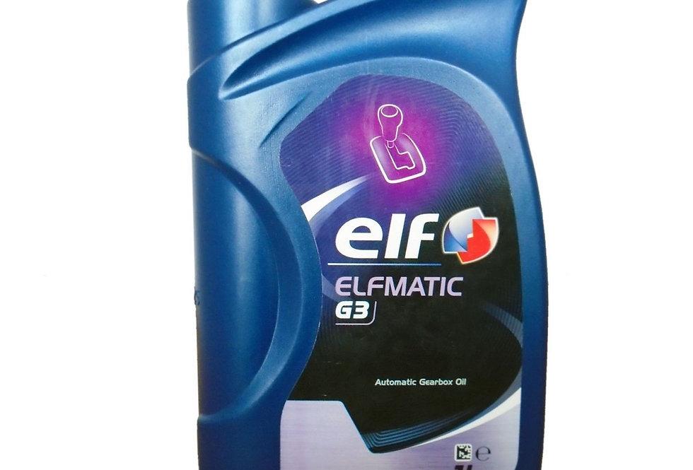 Масло трансмиссионное ELF ELFMATIC G3  1л