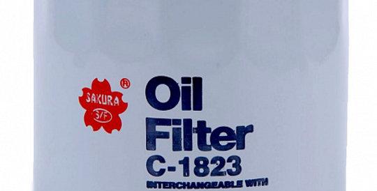 C1823 SAKURA Масляный фильтр