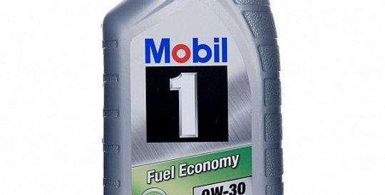 Моторное масло MOBIL 1 FE 0w30 1л
