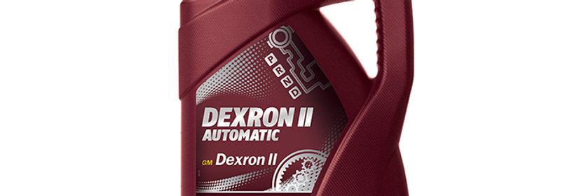 Масло автоматической коробки передач MANNOL ATF Dexron II 4л