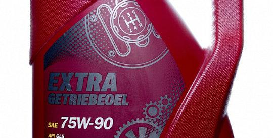 Масло трансмиссионное универсальное MANNOL Extra Getriebeoel GL-4/5 LS 75w90 4л