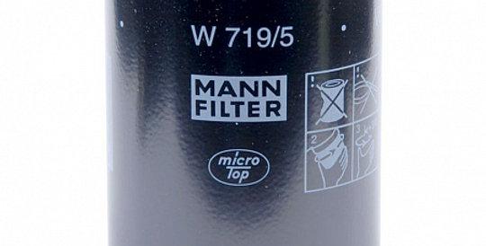 W719/5 MANN-FILTER Масляный фильтр