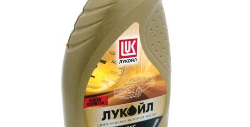 Масло моторное Лукойл Люкс синт. 5w30 1л.