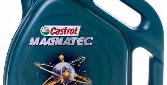 Моторное масло CASTROL Magnatec 5w30 a3/b4  4л