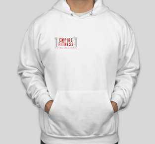 Empire White Sweatshirt