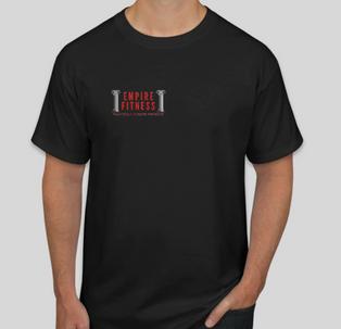 Empire Black T-Shirt