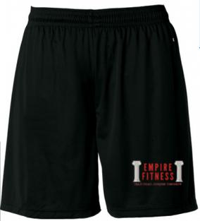 Empire Black Shorts