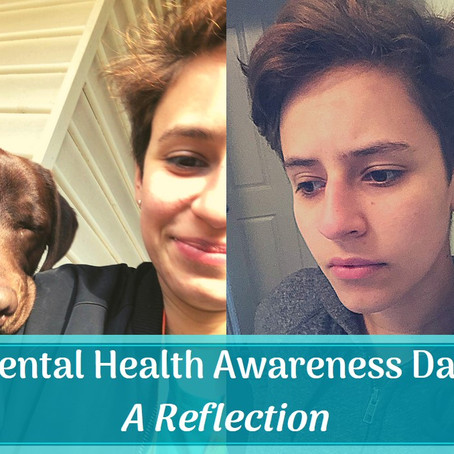 Mental Health Awareness Day - A Reflection