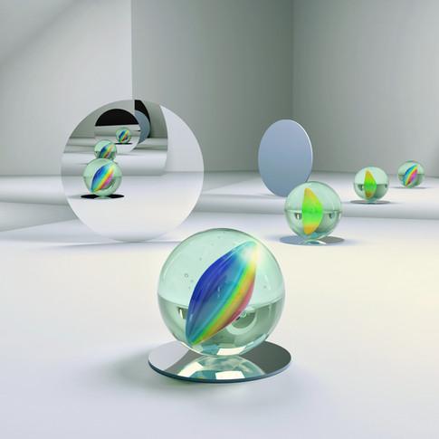 Marbles & Mirrors Blender