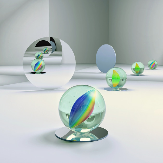 Marbles & Mirrors Blender