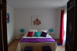 Chambre romantique Villa Asunda