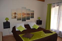 Chambre Zen en Provence maison d'hôtes La Villa Asunda