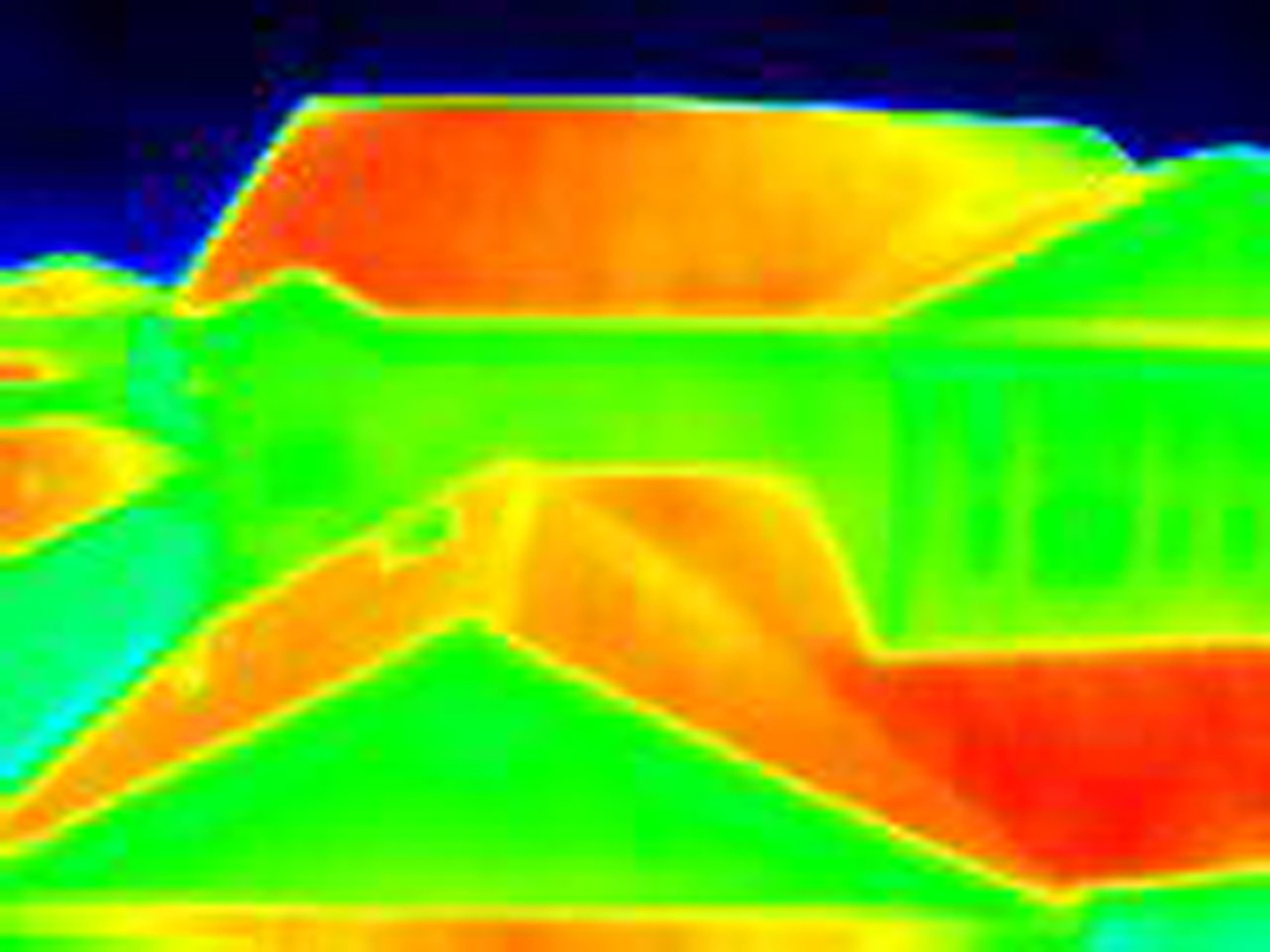 Drone FLIR Thermal Image
