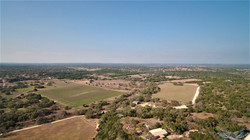 Aerial photography texas