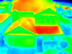 Drone FLIR Thermal Image