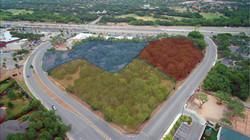 Aerial photography near Dominion