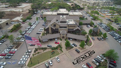 Drone photography in San Antonio