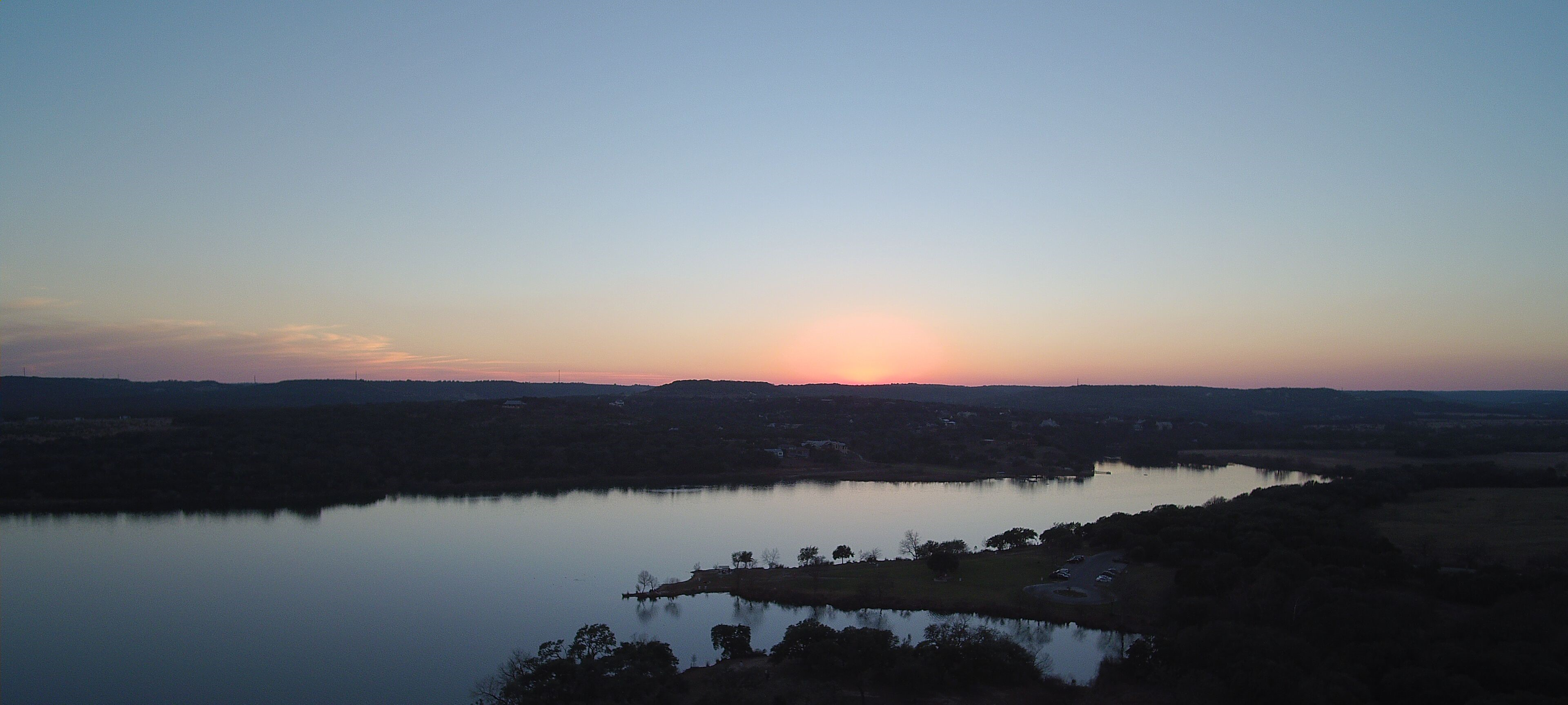 Boerne Sunset 12Dec2016_2_wideview