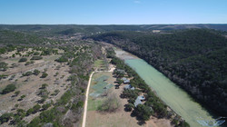 Aerial photography in Texas