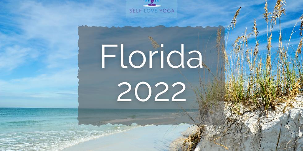 Florida 5 Day Healing and Rejuvenation Retreat